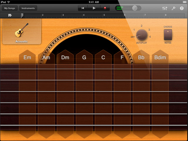Ipad 1 vs Ipad 2 Garageband Garageband For Ipad 2