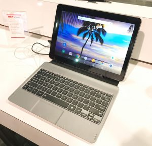 RCA 12.2-inch Android 2-in-1