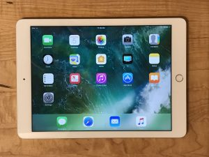 9.7 Inch iPad 2017 Review