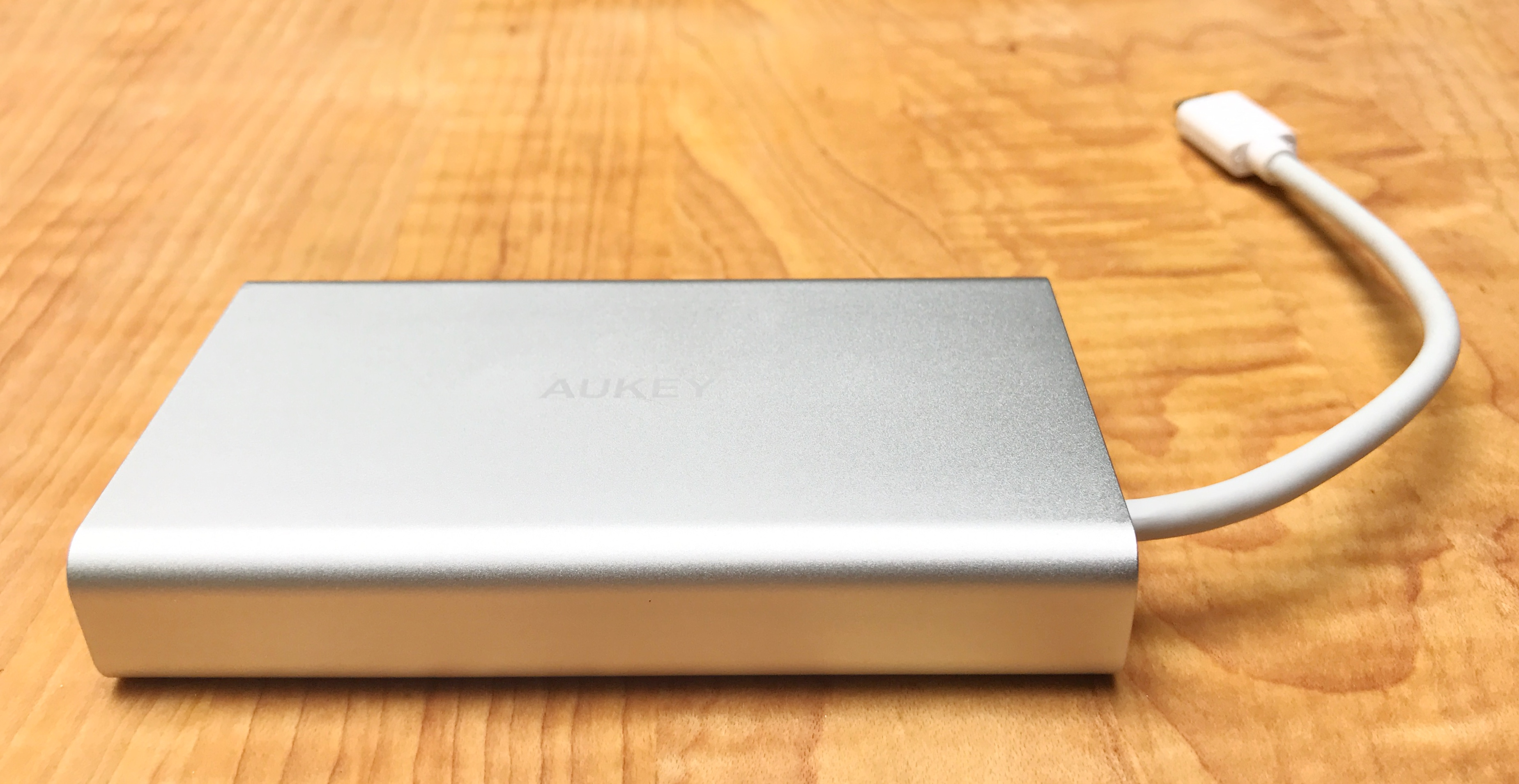 AUKEY USB-C Hub Review: Add a Monitor, Ethernet, and More ...