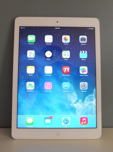 Apple iPad Air Power and Volume Buttons