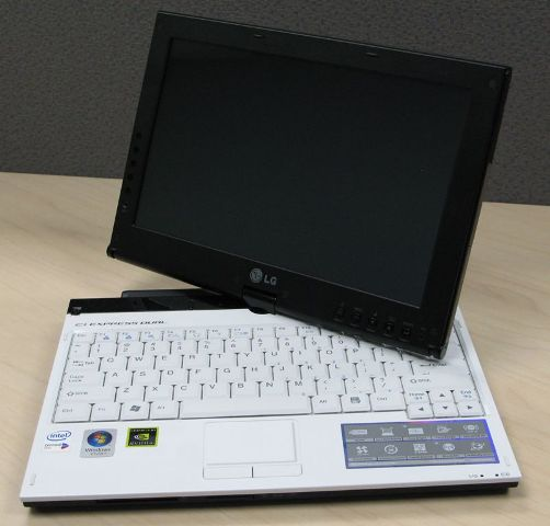 LG C1 Dual Express Tablet PC Review