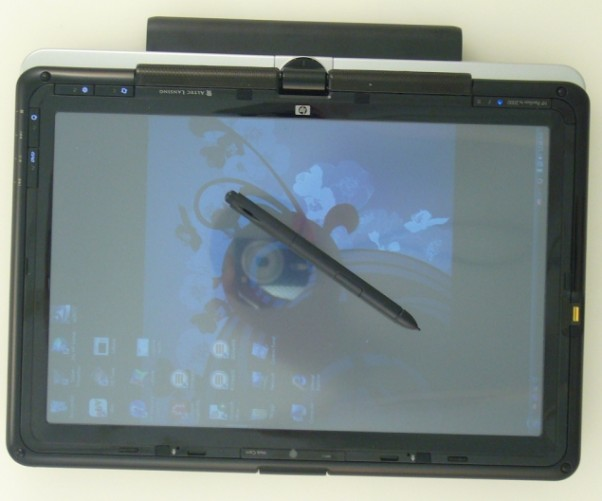 how to find specs on hp tablet
