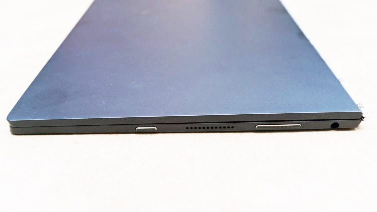 Lenovo Yoga Book Right Edge