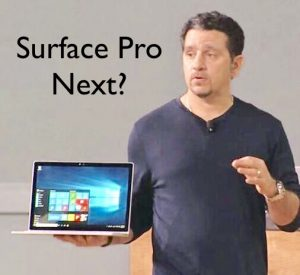 Surface Pro Next Rumors