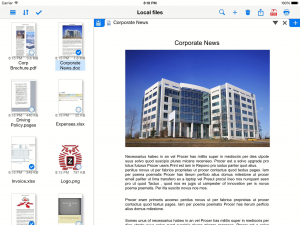 PDF Apps for the iPad