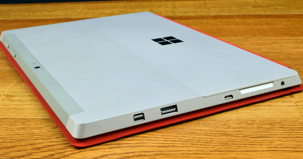 Microsoft Surface 3 Review Not Quite A Pro But Premium