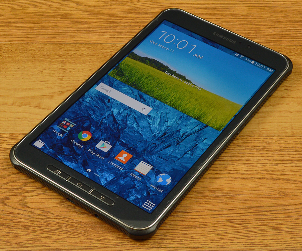Samsung Galaxy Tab Active Review – High Definition TV ...