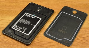 Samsung Galaxy Tab Active battery