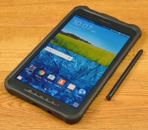Samsung Galaxy Tab Active case and C Pen