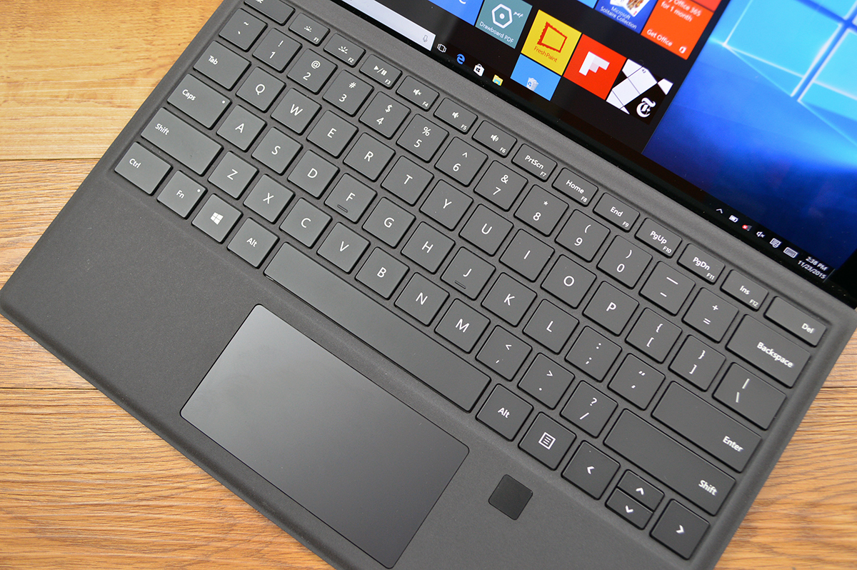 microsoft surface pro 4 review the best gets slightly better. Black Bedroom Furniture Sets. Home Design Ideas