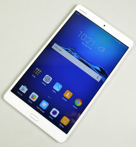 Huawei MediaPad M3 review unit