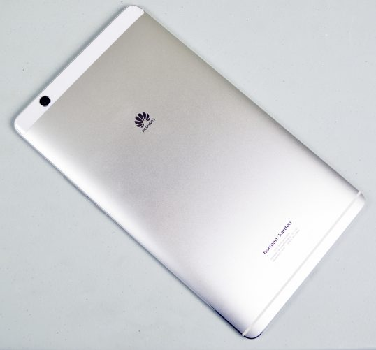 Huawei MediaPad M3 back panel
