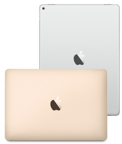 Apple 12.9-inch iPad Pro or Apple MacBook 2016