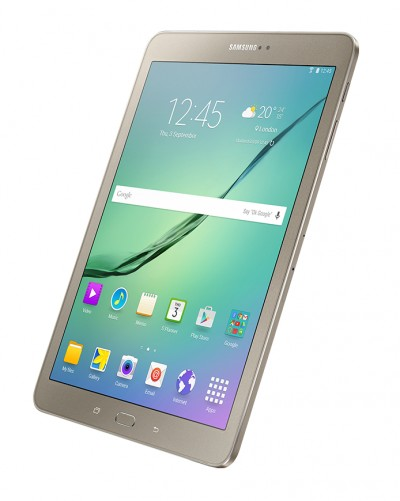 Samsung Galaxy Tab S2 9.7 in Gold