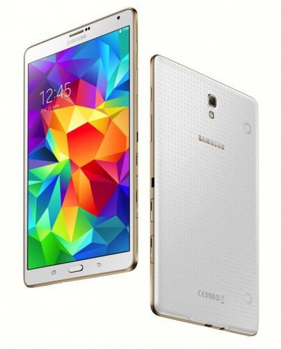 Samsung Galaxy Tab S 8.4 in White