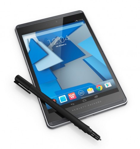 HP Pro Slate 8 and Duet Pen