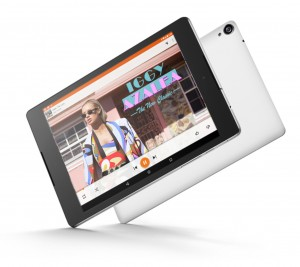 HTC Nexus 9 in White or Black