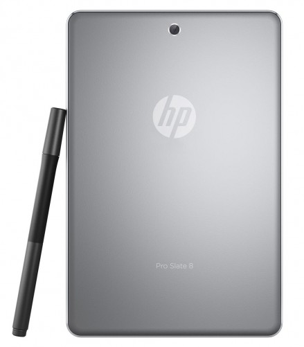 HP Pro Slate 8 Rear View