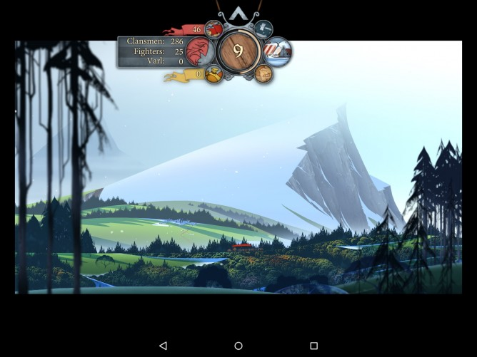 The Banner Saga for Android -- The Look
