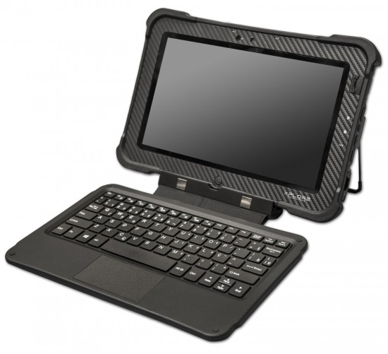 Xplore Xslate B10 with Keyboard